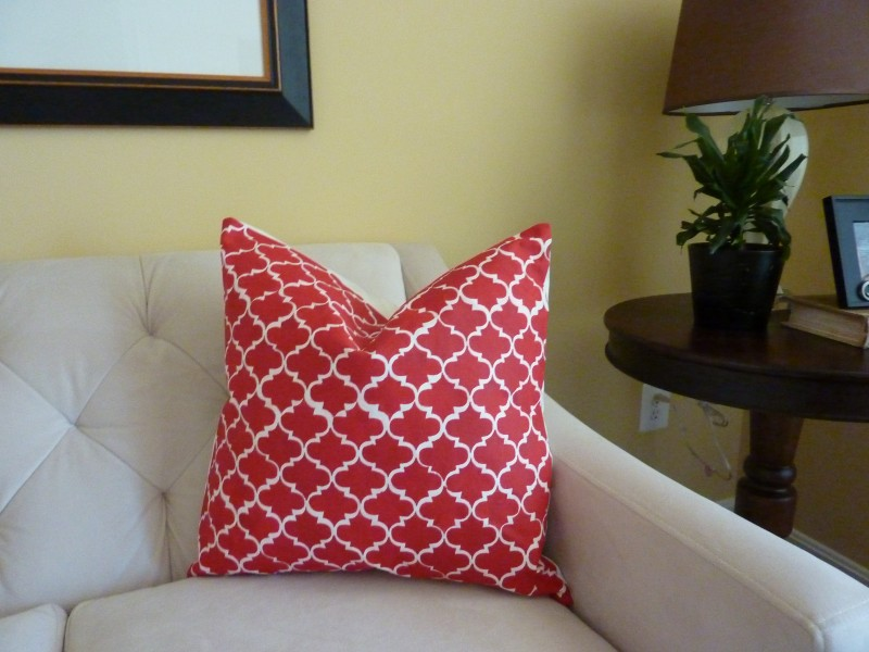 Marrakech Trellis pillow