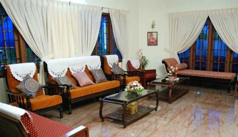 Living Room Designs Kerala Style living room ideas kerala - beautydecoration