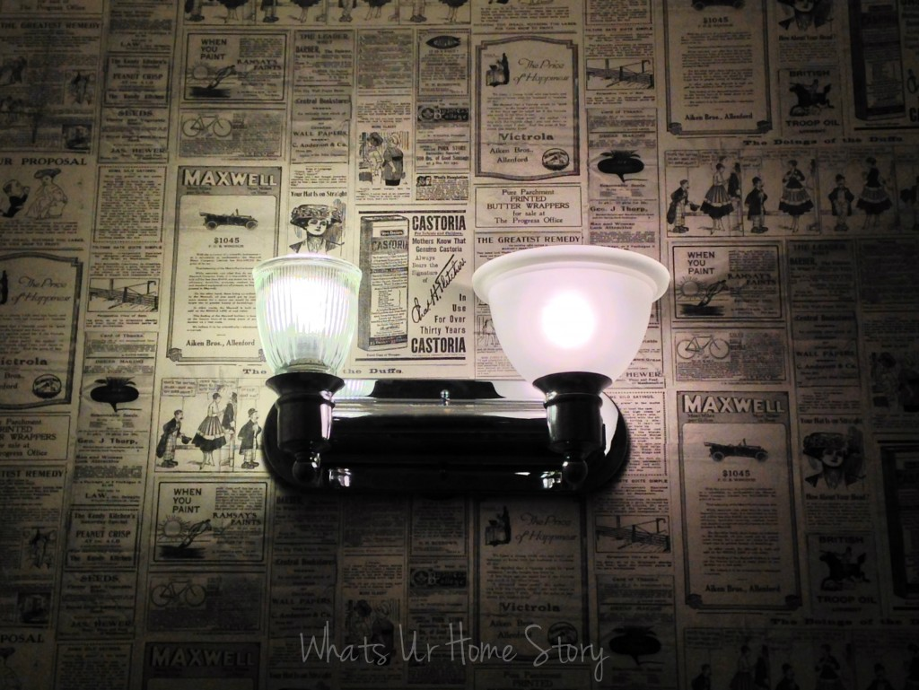 Bathroom Lights Up Or Down Whats Ur Home Story